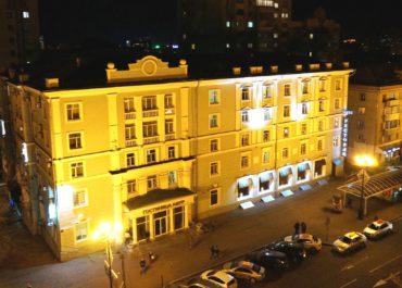 Гостиница «Амур»